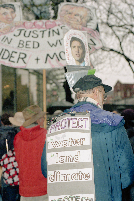 Kinder Morgan Protests (2018) 35mm Film