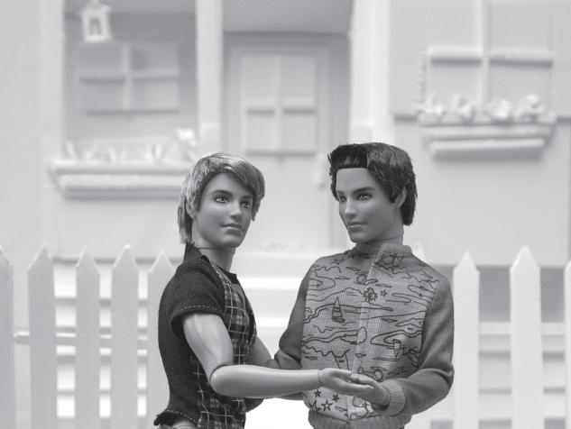 Building the Suburban Gaybourhood. Photography by Laura Nguyen