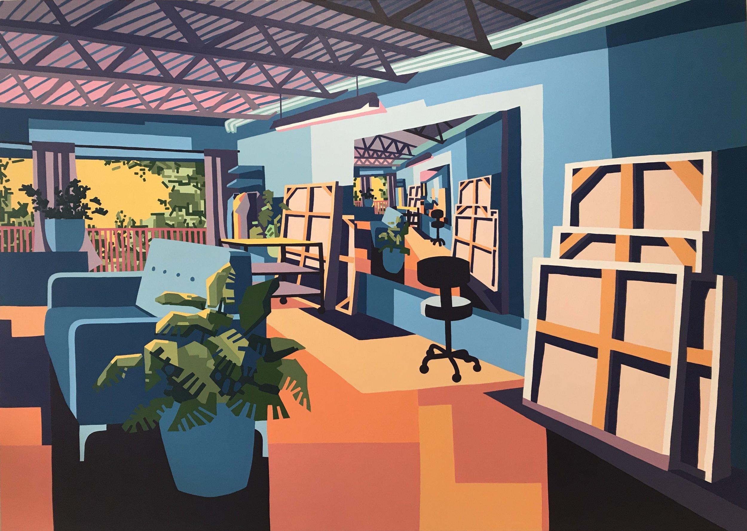 Studio , Sean jantzi.