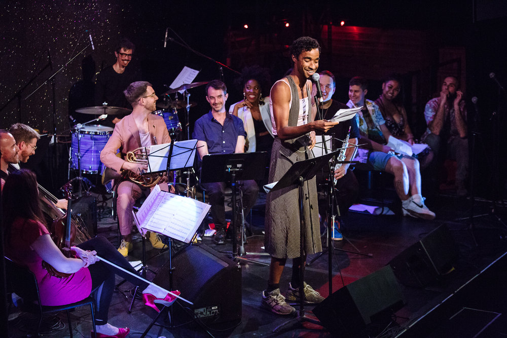 Queer Songbook Orchestra, photo by Tanja Tiziana