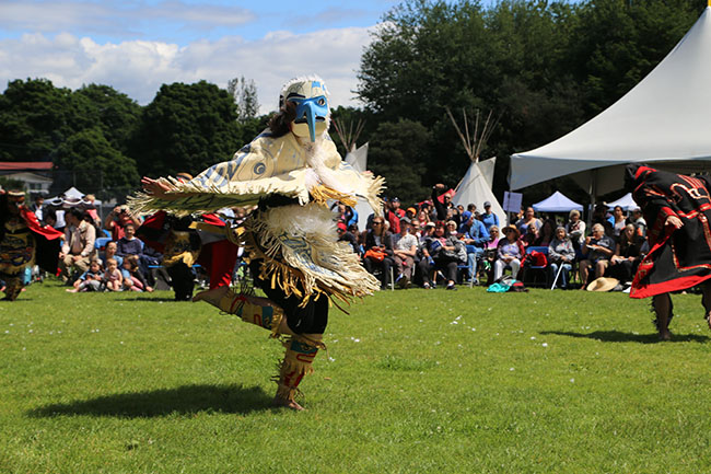 National Indigenous Day at Trout Lake - photo via bcnationalindigenousday