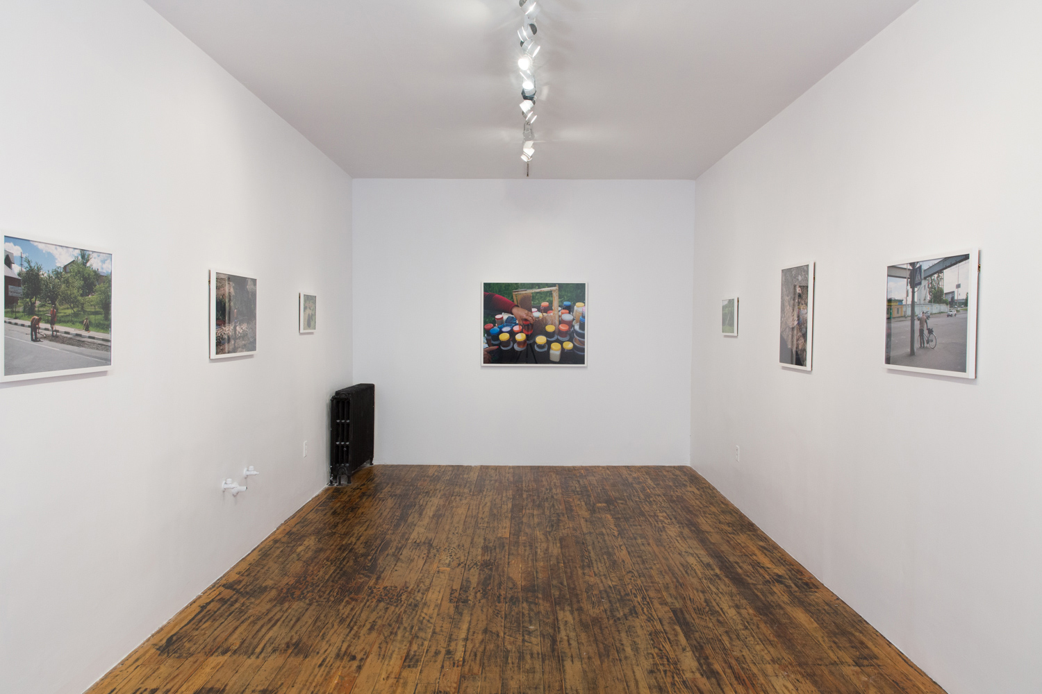 Work and Leisure, 2019, installation view