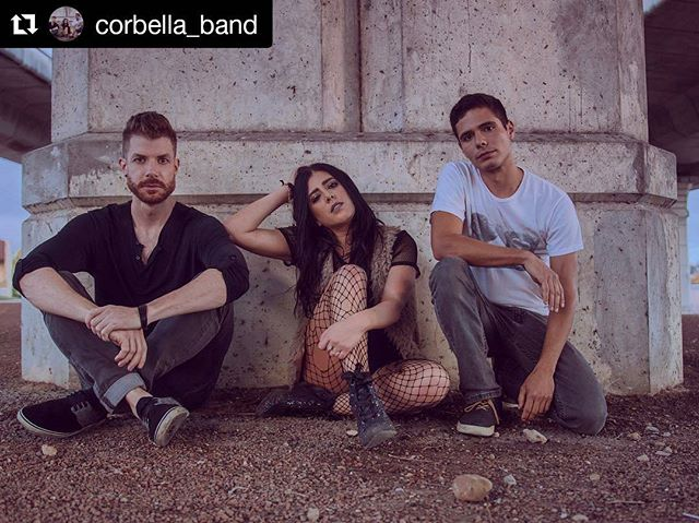 Yoooo this weekend we're playing with military-grade smoke bombs and filming a rock'n'roll supergroup in slow motion.  It's gonna be siiick 🔥  Follow the newly-formed squad of badasses @corbella_band now!