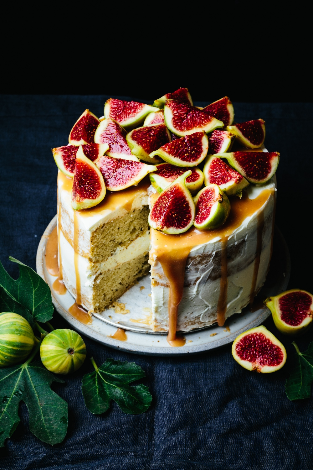 Earl grey fig cake with salted caramel Vy Tran (22 of 22) (1000x1500).jpg