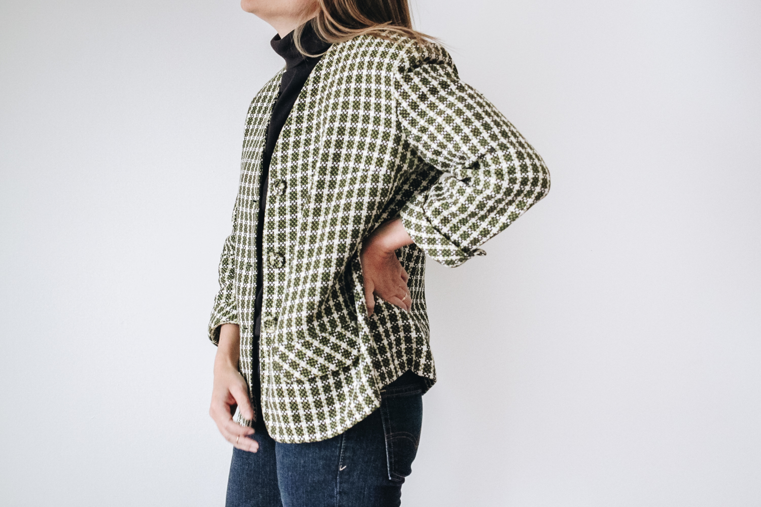 SHOP THIS PLAID LOOK