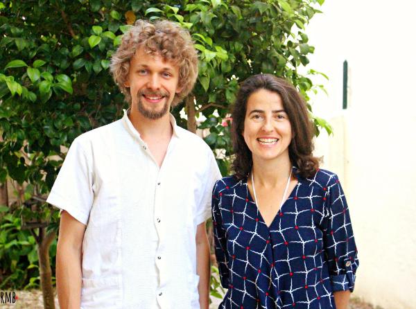 Markus Pesonen & Catarina Brazão