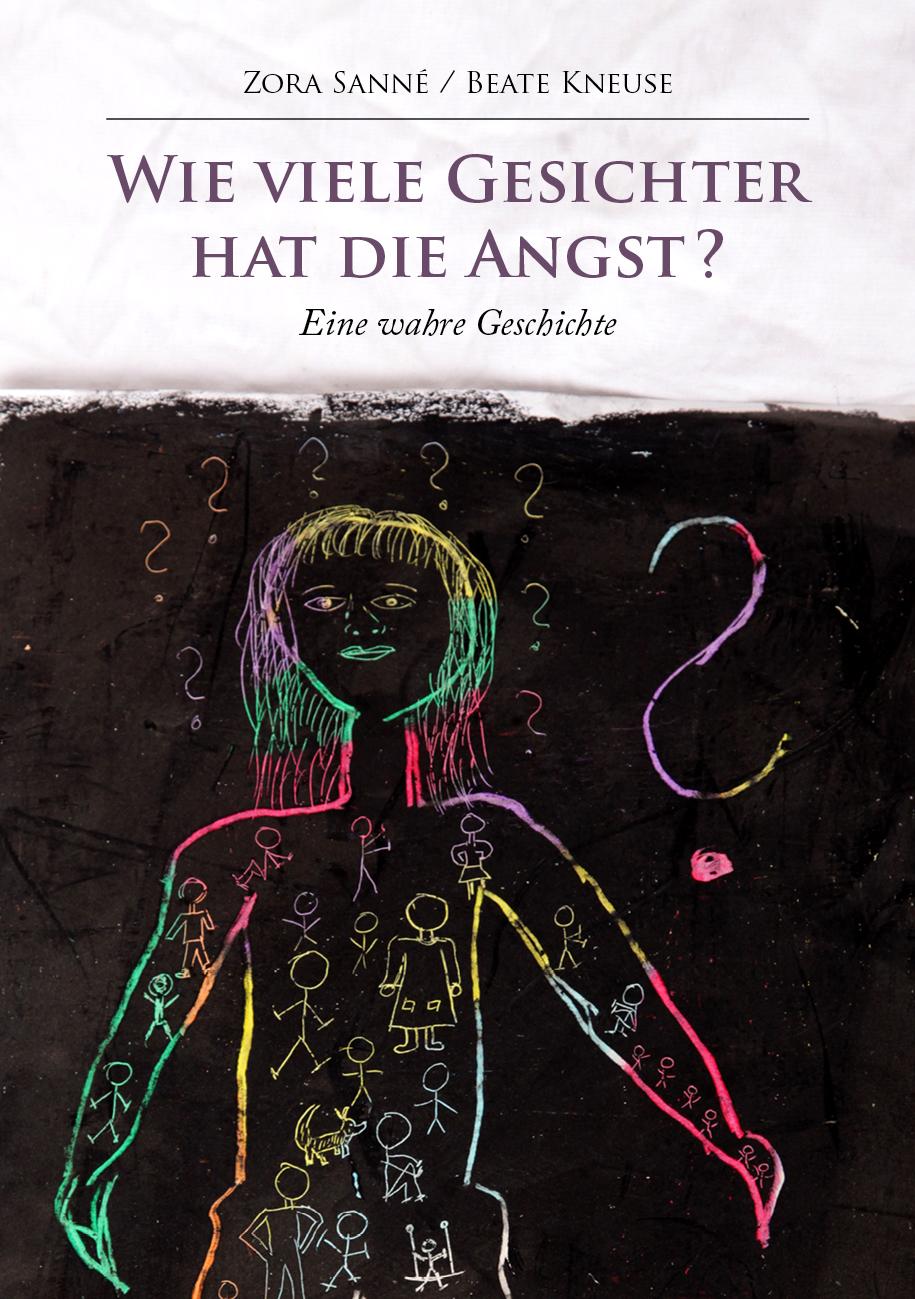 """Buchcover: """"Wie viele Gesichter hat die Angst?"""""""