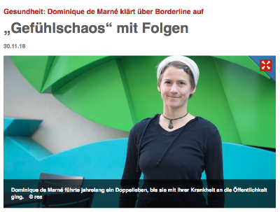 Screenshot des Artikels auf www.hallo-muenchen.de. Foto: rea