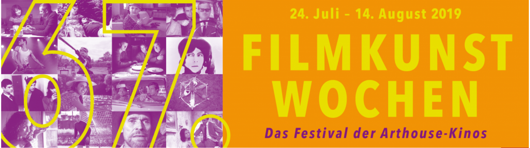 Header der Filmkunstwochen unter www.filmkunstwochen-muenchen.de
