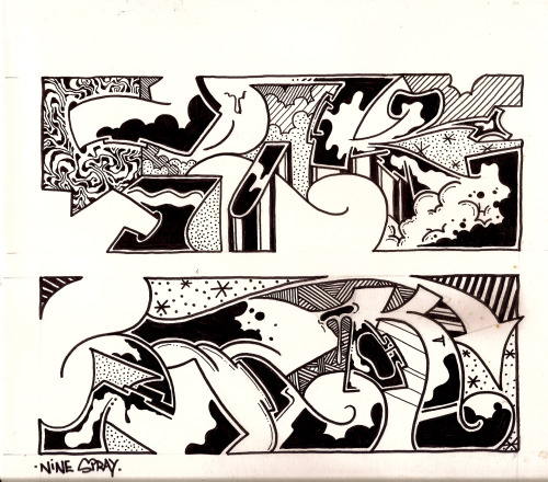 nasusk original sketches - every mc dead