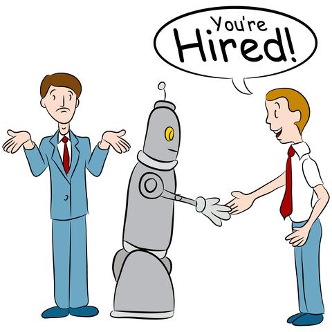 Robot is better trader