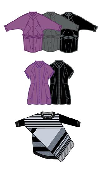Tiger Jeans AW 2008/ Women's knitwear & wovens