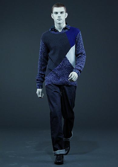 Tiger Jeans AW 2008/ Men's knitwear