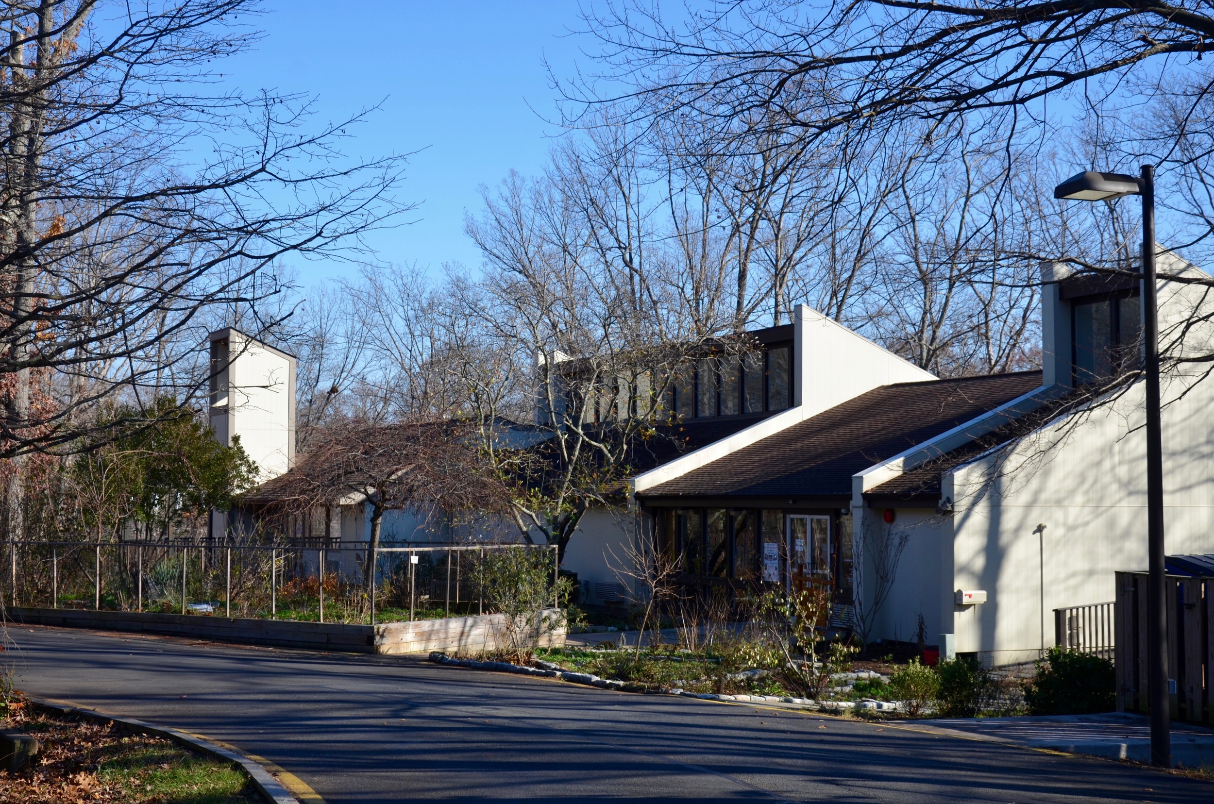 Nestled in the woods, UUCR offers an intimate and warm environment for a variety of events.