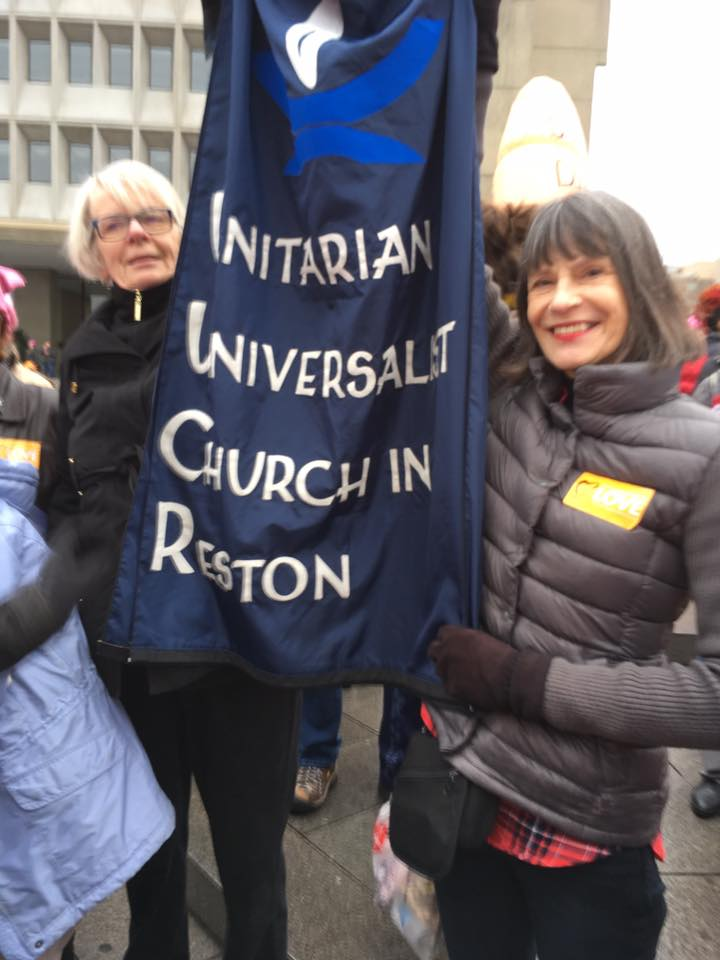 UUs at the March
