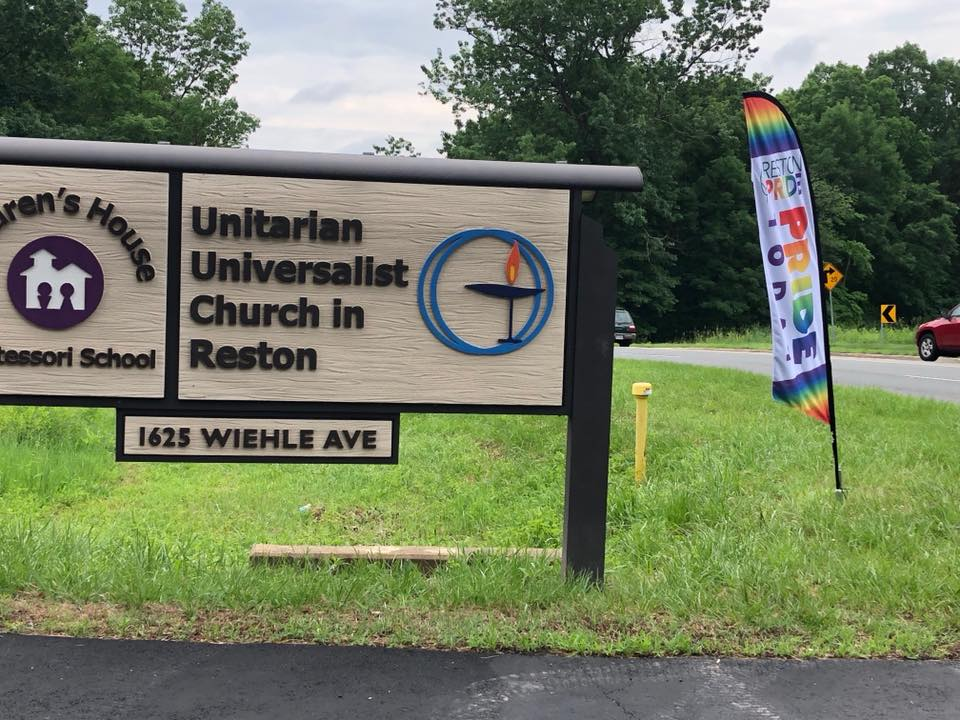 It's time for Reston Pride!