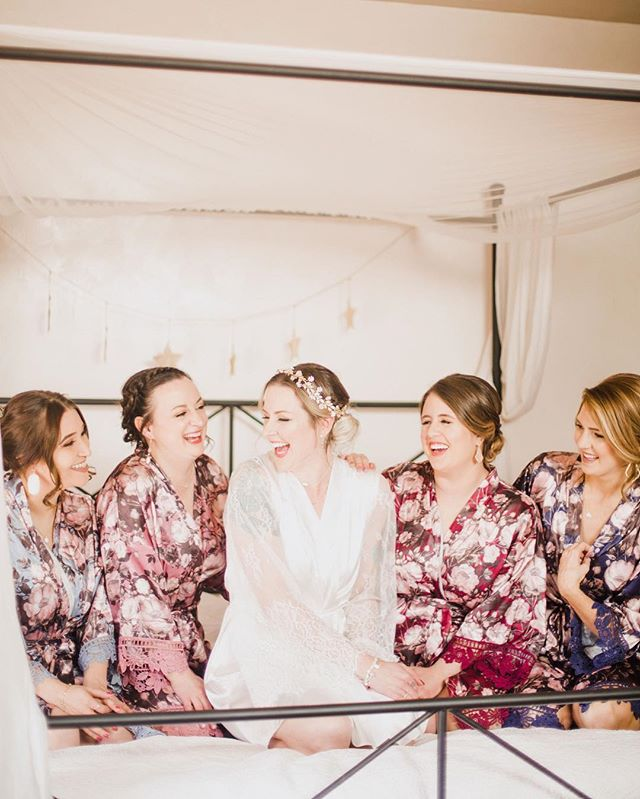These lovelies = squad goals. 🥰💫|PC: @emmamariephotos