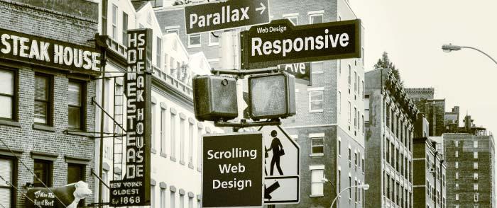 Driving the future of web design