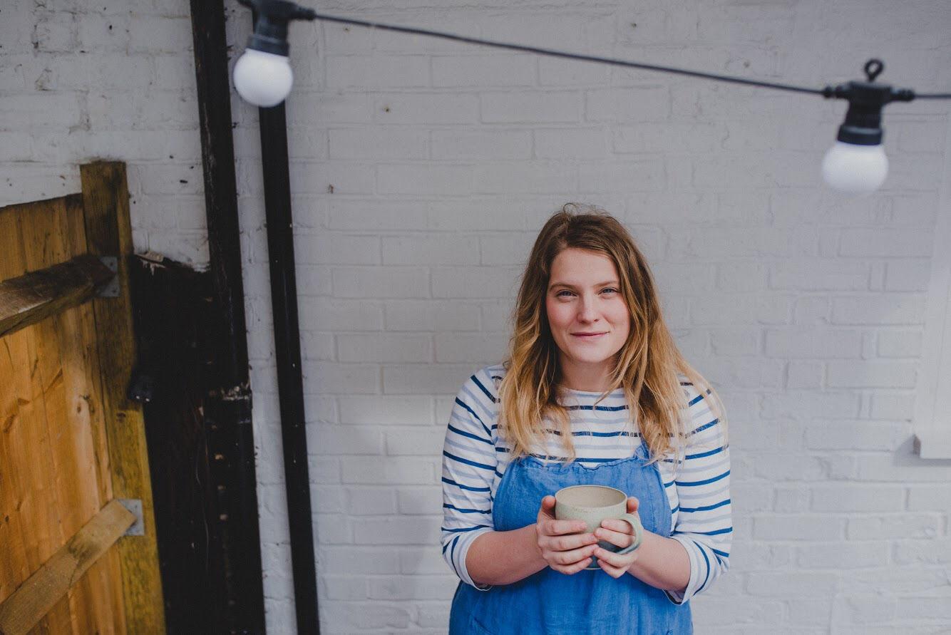 Giovanna Ryan   2017 Masterchef finalist and founder of Little Brixton Kitchen