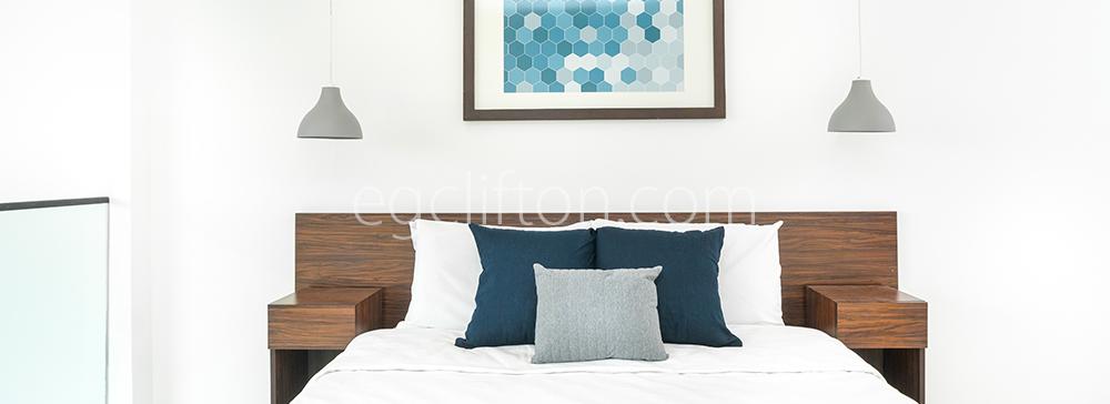 EG Duplex Ctr Bed