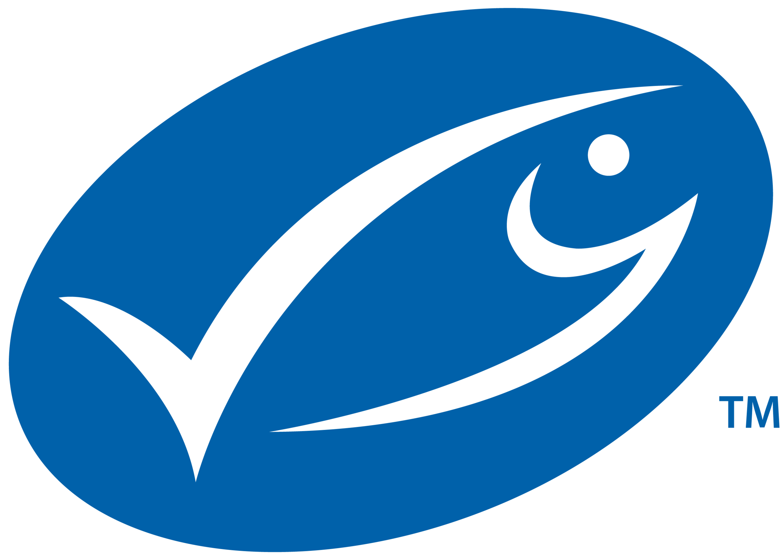 When you see the blue 'tick' logo you can be sure the fish you are buying has been sustainably sourced