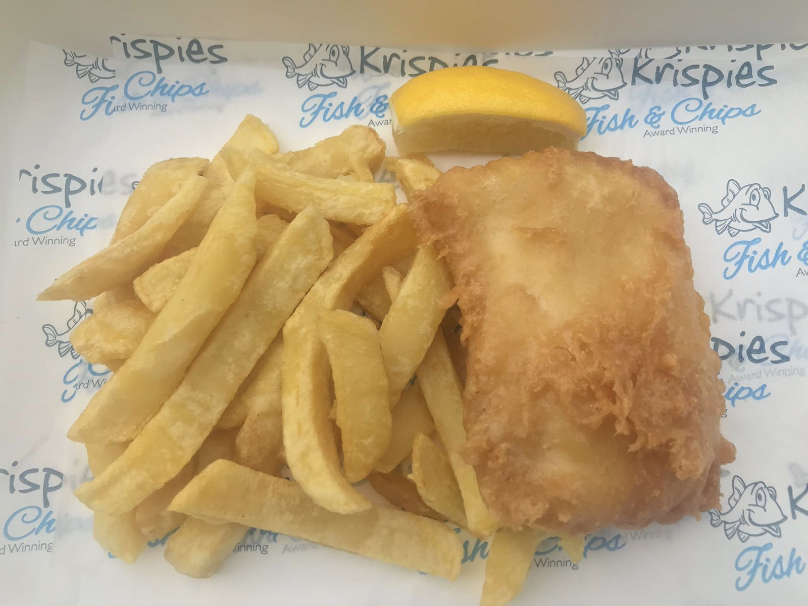 Pick up delicious fresh, local Halibut for only £3.00 for adults and £1.50 for kids on National Fish & Chip Day 1st June 2018