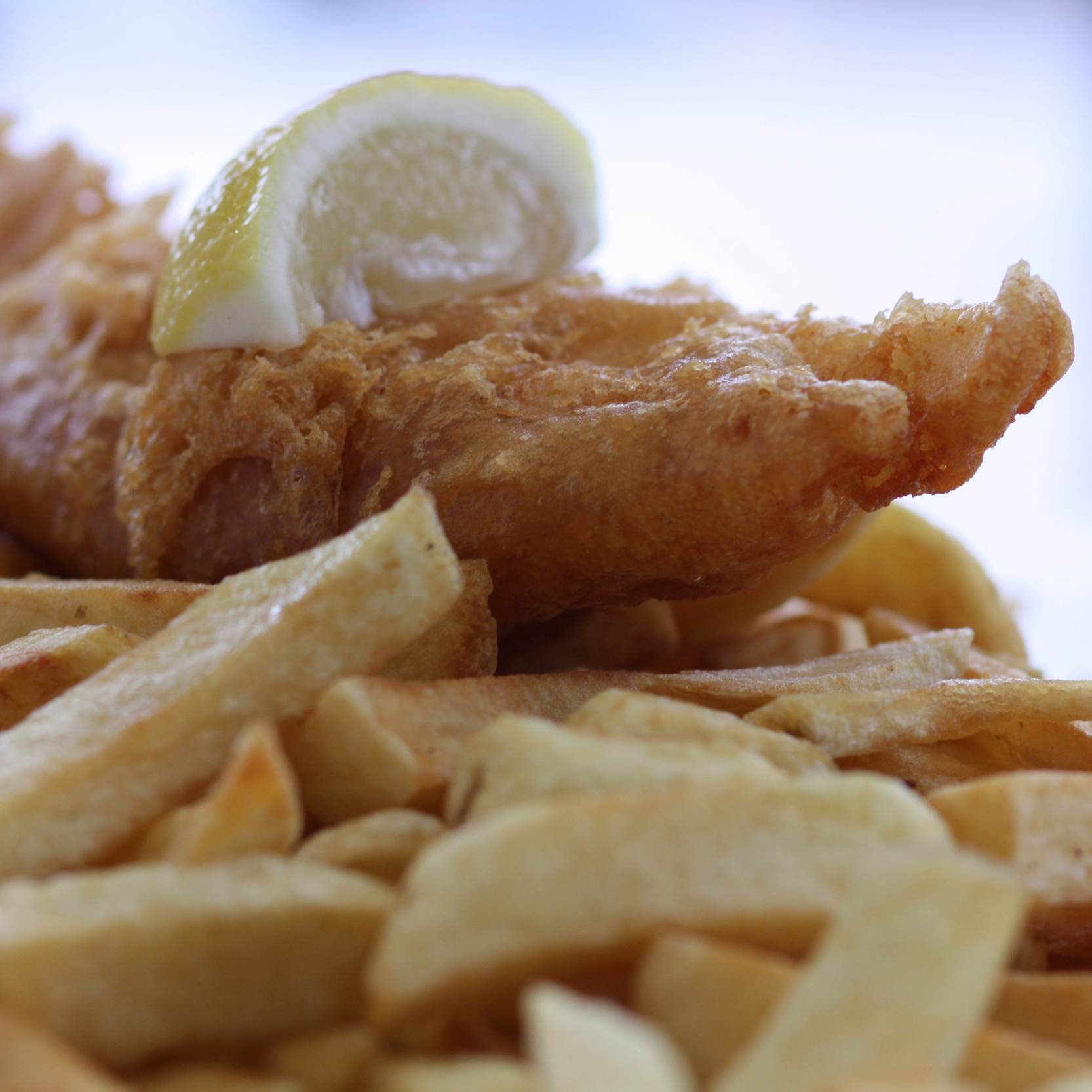 People have been enjoying Fish & Chips for over 150 years!