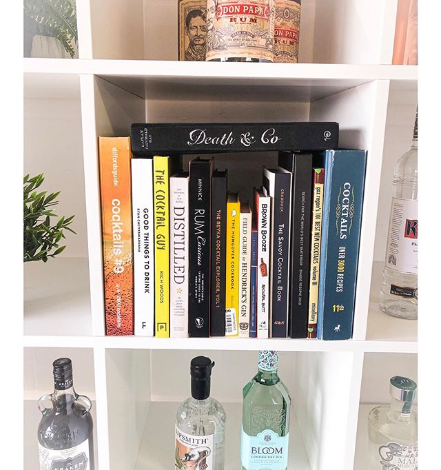 COCKTAIL BOOKS // Every backbar should have these big hitters for drinks inspiration - The Savoy Cocktail Book, Ryan Chetiyawardana, Rich Woods, Diffords Guide, Gaz Regan, Death & Co...you'll be in good hands with these champs. What cocktail books do you guys use? . . . #mixology #cocktails #craftedmixology #bartenderlife #barkit #cocktailbooks #mixologist #mixologyguide #cocktail #bartenderstyle #bartenderz #cocktailrecipes  #cocktailsofinstagram #instacocktails #drinkstagrammers #cocktailporn #cocktailstyle #vodka #cheers #rum #drinkup #cocktailmaking #whisky #events #eventsplanner #legends #extraordinarydrinking
