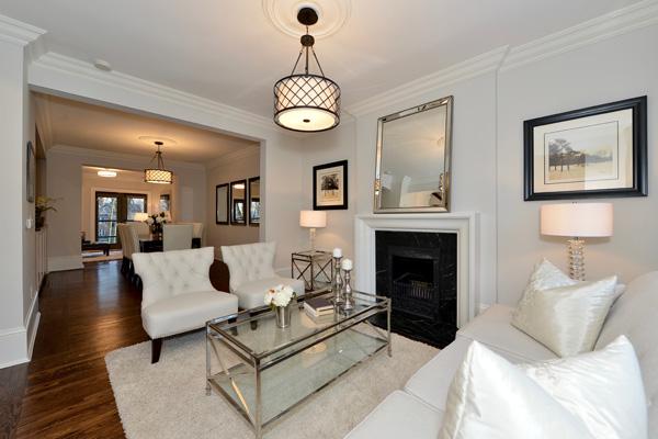 37 Farnham Ave. Toronto listed with The Glenn Team Chestnut Park $2,199,000