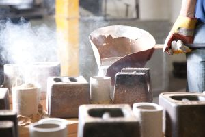 Safe approach to aluminium casting