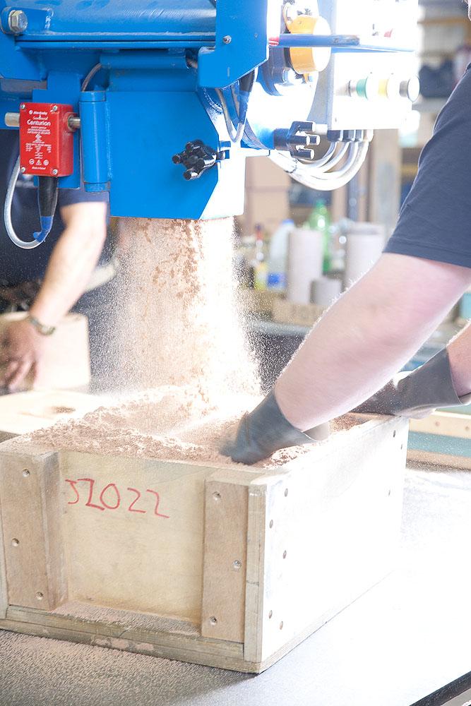 Top essential elements in aluminium sand casting