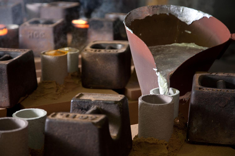 Choosing the best aluminium alloy for metal casting