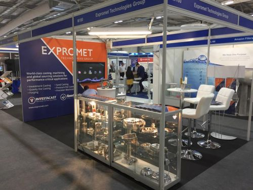 Expromet Stand M180