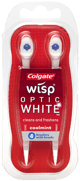 Colgate Wisp Optic White Disposable Toothbrush