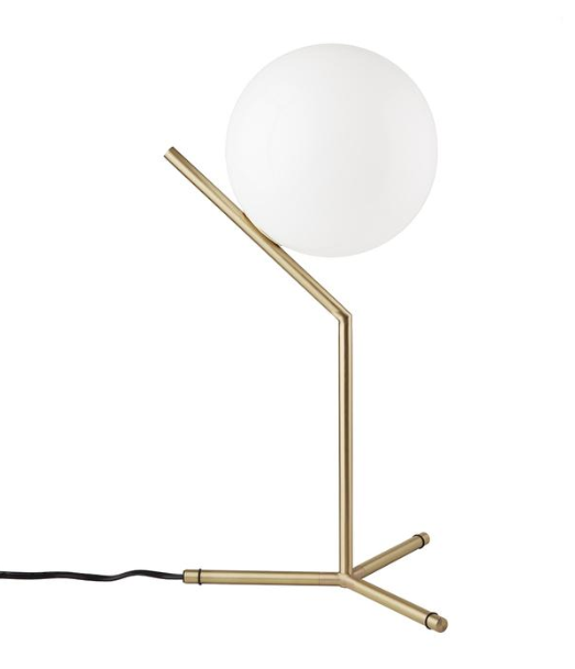 - A small table lamp or a standing lamp will allow you enough light to read but keep it cozy.