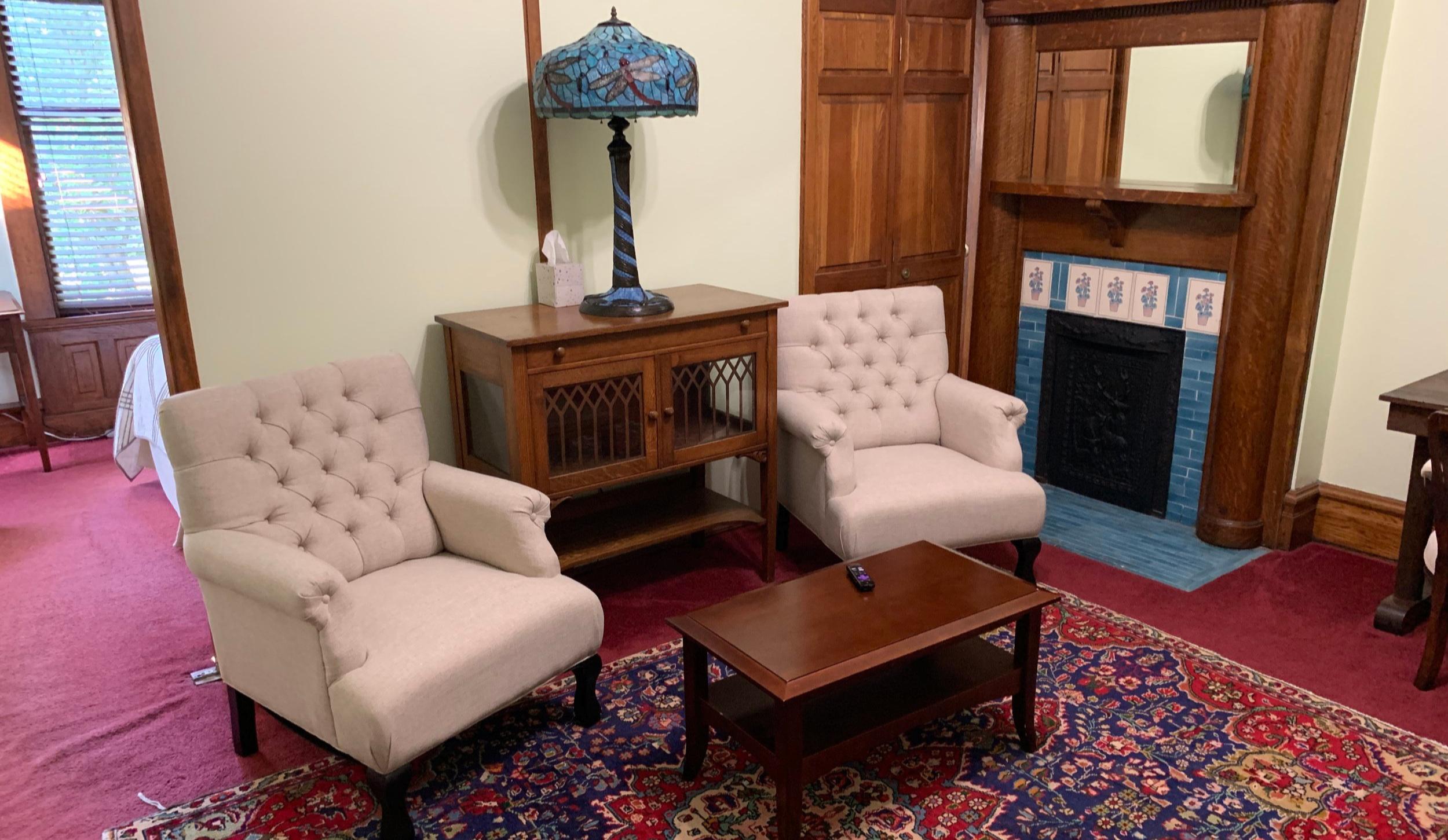 General Charles W. Adams - Room 6