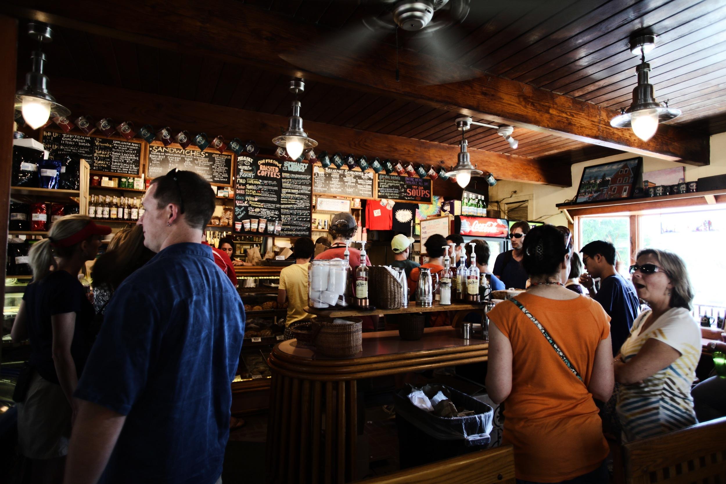 local bar