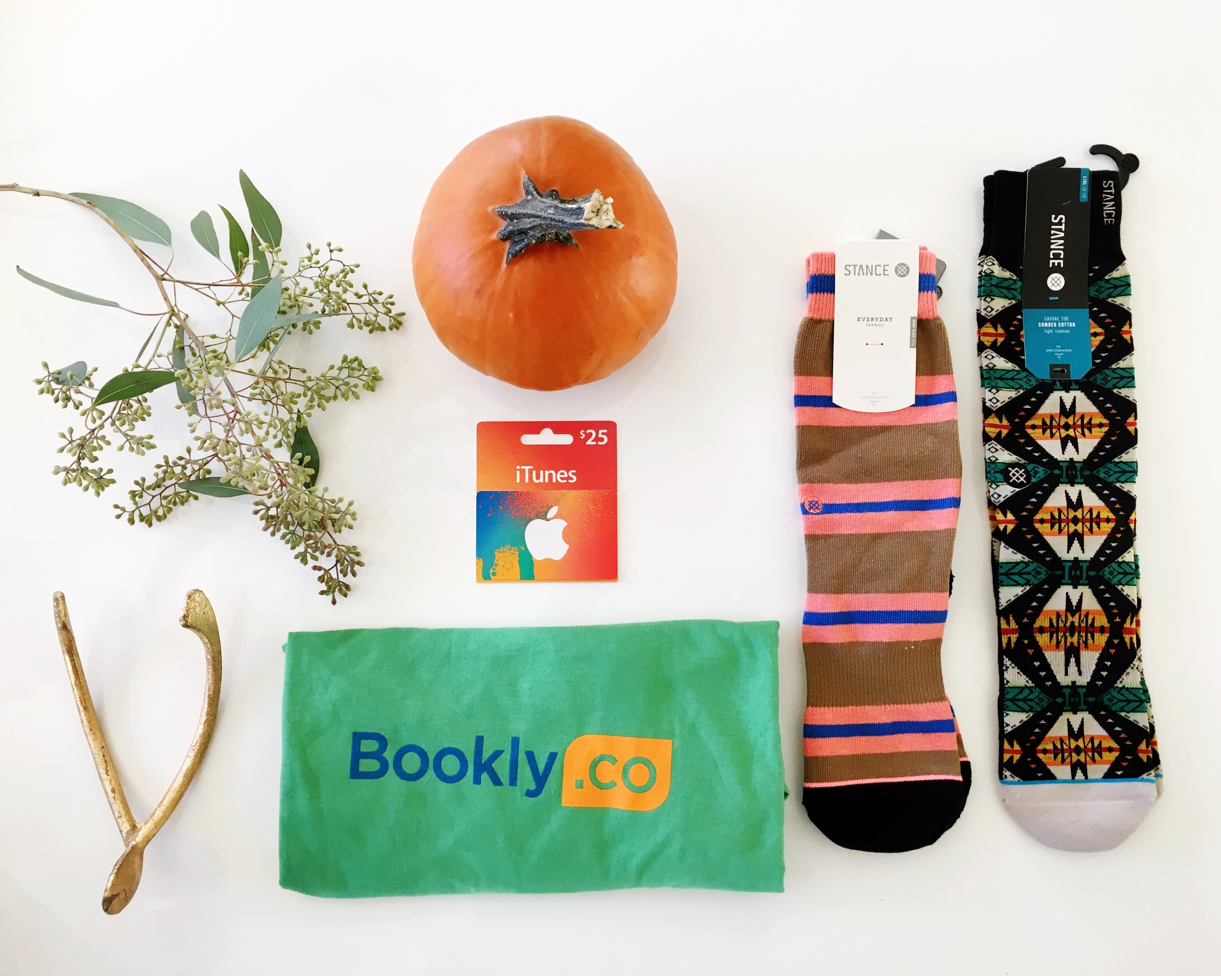 Bookly Giveaway