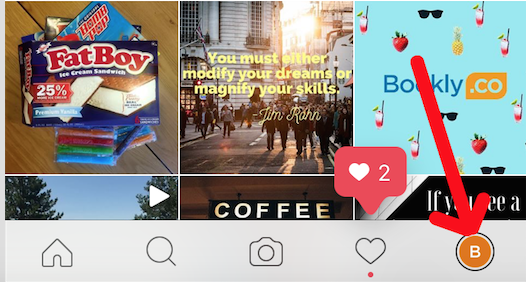 Instructional Infographic for Instagram