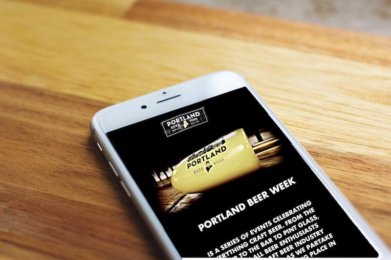On Media Group | OMG | Digital Marketing | Website Design | Mobile View | Portland Beer Week.jpeg