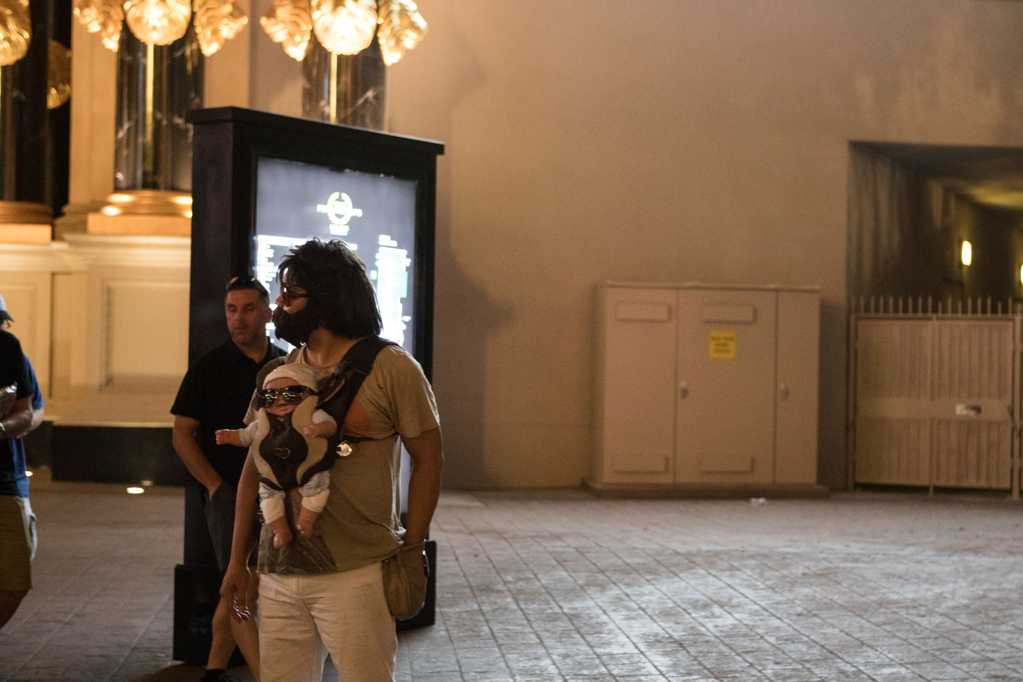 interesting humans on the strip in Las Vegas.jpg