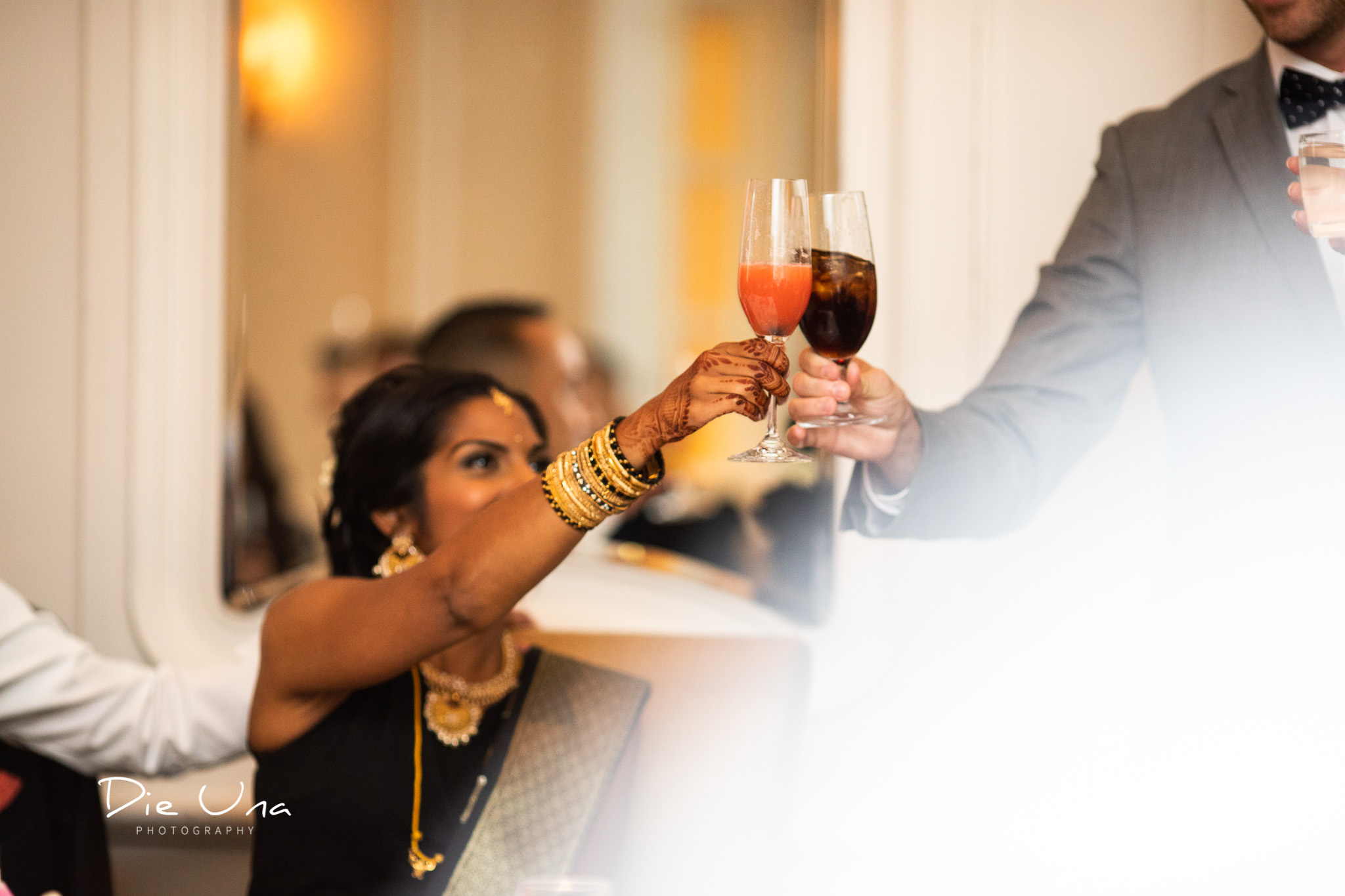 bride giving a cheers to brother in law.jpg