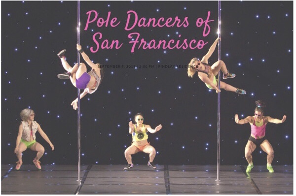 Pole Dancers of SF - with Amy Bond