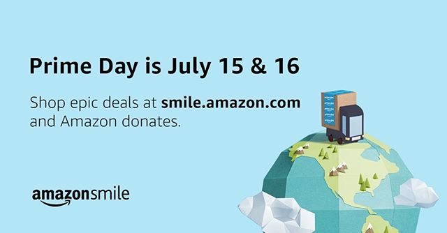 Now's the time to get your online shopping done AND donate to UCA at no additional cost to you!! Take advantage of all the Prime Day deals before they're gone!! https://smile.amazon.com/gp/f.html?C=3R042M5YNOXHI&K=CWEYDTZR1WP5&M=urn:rtn:msg:2019070114041767dceee397cd4d9ba6ef8161cfe0p0na&R=PSUIU6TL06RA&T=C&U=http%3A%2F%2Fsmile.amazon.com%2Fch%2F03-0345986&H=YJGSUJNS7W38LCDUVFDHYG1IV1OA  #shoptodonate #primeday #amazonprimeday #supportlocal
