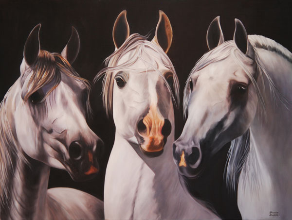 Homage to the Tao of Equus