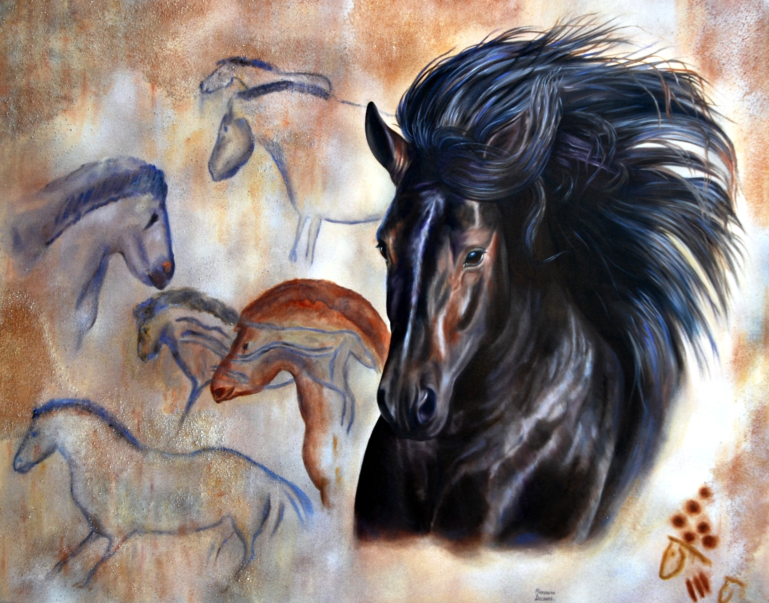 From the Dawn of Equine Art