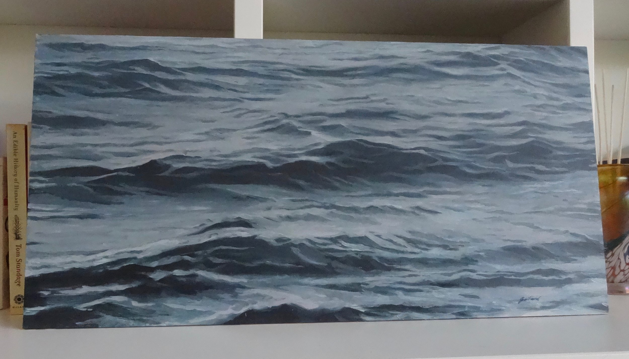 painting by Jason Gaillard
