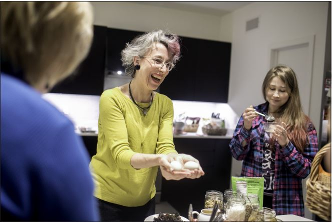 Create smarter snacks, breakfasts using fresh foods - ~ By Mimi Estes for Times Herald Record/Living Here April 28, 2019