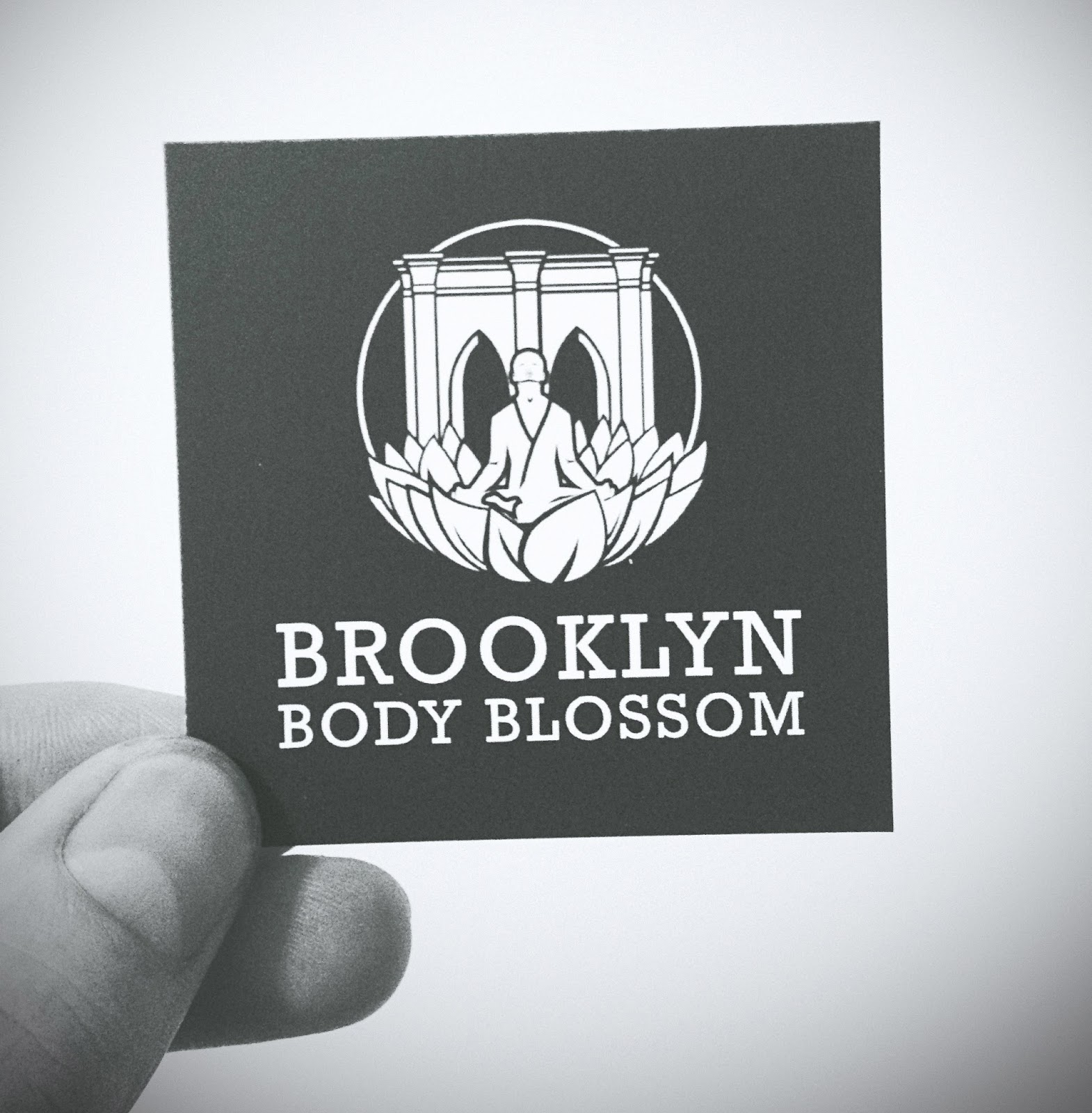 Brooklyn Body Blossom-Finished Logo