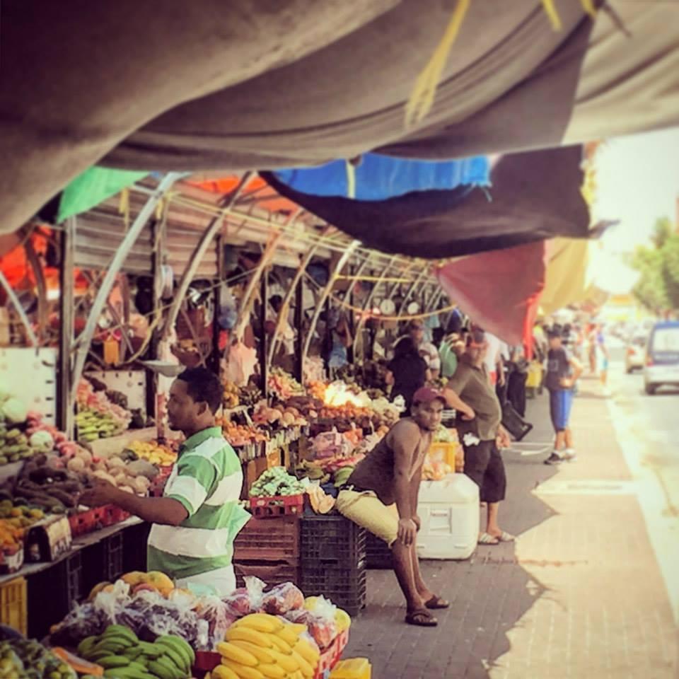 Willemstad Street Market
